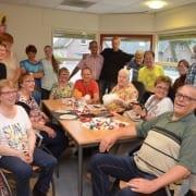 Inloophuis de Schalm - Stichting de Klup Twente - Profesionele vrijwilligersorganisatie voor mensen met een beperking