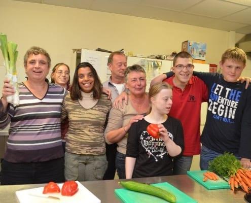Koken - Stichting de Klup Twente - Profesionele vrijwilligersorganisatie voor mensen met een beperking