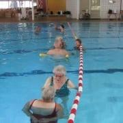 Zwemmen Wierden