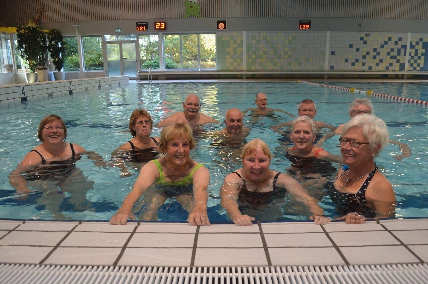 Speciale zwemles voor deelnemers die een CVA hebben gehad of ander niet aangeboren hersenletsel. Zwemmers krijgen waar nodig hulp van vrijwilligers. Van 18.30 – 20.00 uur in zwembad de Kolk.
