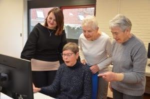 Digiwijs en digiveilig voor alle senioren