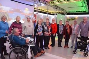 Game, Eet & Match (GEM), het seniorenprogramma van stichting de Klup Twente voor meer bewegen en minder eenzaamheid, is in de race voor de landelijke FNO Veerkracht bokaal