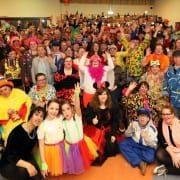 Carnaval in het Meester Siebelinkhuis