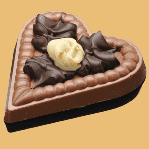 Chocolade Klup Hart