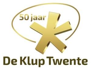 De Klup 50 jaar logo